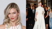 超模 Karlie Kloss 的婚紗預告?盤點她最美的白色禮服造型!