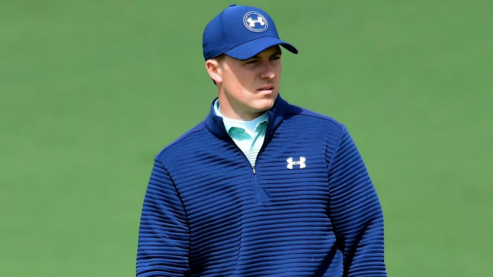 Masters 2017: Jordan Spieth finds nightmare at No. 15 this time