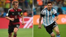 Rich, bitter history makes Germany-Argentina final must-see TV