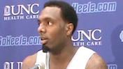 Hairston talks ACC Tournament