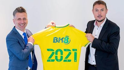 Norwich City axe BK8 sponsorship deal over sexualised marketing
