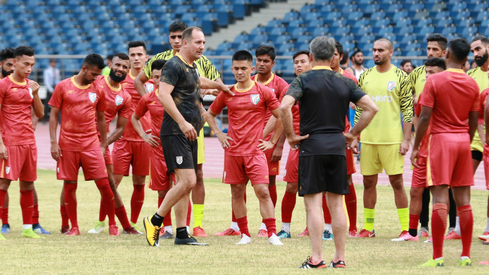 Intercontinental Cup 2019: Igor Stimac names 25-member India