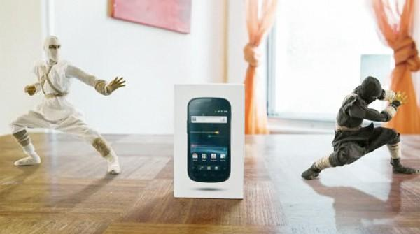 Unboxing Ninjas kick back the fourth wall for the Nexus S