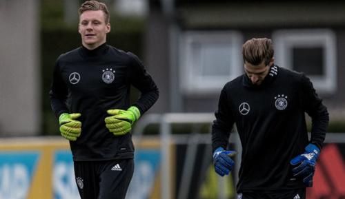 DFB-Team: Ter Stegen, Leno und Trapp laut Köpke mit guten Chancen