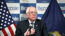 Sanders is still running, and he may not stop anytime soon