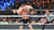 How Brock Lesnar caused Randy Orton to get 10 staples at WWE's 'SummerSlam'