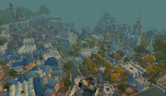 Stormwind to be repaired sometime during Warlords of Draenor