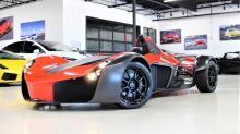 Unleash your inner race car driver in this super-rare 2017 BAC Mono
