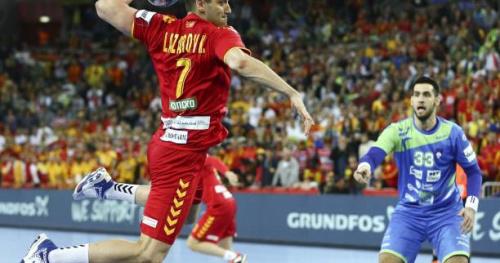 Hand - ChE (H) - La Macédoine domine la Slovénie à l'Euro