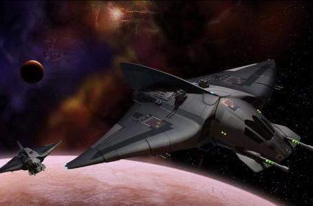 Firefly Online shows off the AFAS fighter