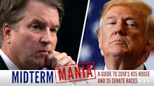 Whatever happens to Kavanaugh, Trump has already made 2018 the Year of the Woman