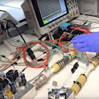 Tesla shows how it builds ventilators using Model 3 parts