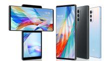 Neues LG-Smartphone Wing hat ein drehbares Display