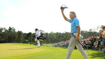 """Golf-Fans feiern den """"Methusalix"""" - Langer glänzt bei US Masters"""