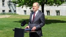 Germany's Scholz calls for targeted, temporary curbs to slow coronavirus spread