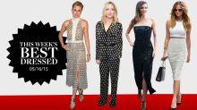 Kate Hudson's Spangled PJs, Rebel Wilson's LBD & More of This Week's Best Dressed