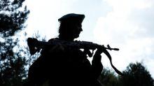 Wider Image: In training with Poland's volunteer militia
