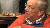 Tom Menino's last Thanksgiving as Boston Mayor