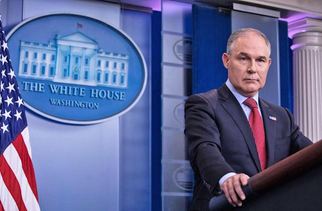 EPA plans to repeal Obama-era Clean Power Plan