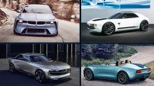 El Peugeot e-LEGEND y otros 5 concept cars con imagen retro