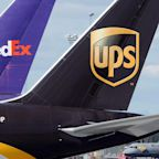 FedEx, UPS stocks surge to power Dow transports to 9th-straight gain