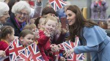 Herzogin Kate wieder im Babyfieber? Witziger Dialog in Nordirland