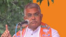 'Corona is Gone': At Jam-Packed Event, Dilip Ghosh Says Mamata Imposing Lockdowns to Stop BJP Rallies