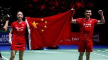 Chinese Badminton Players Cleared for Europe Despite Coronavirus Fears in 'Critical' Olympic Qualifying
