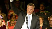 NYC mayoral race: Round 1 is in the books
