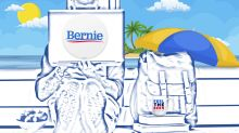 Inside Bernie's boot camp for students