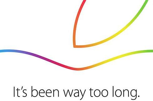 Here's what to expect from Apple's October 16 event