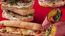 Christmas sandwiches compared: Pret a Manger vs Starbucks