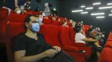 Cinemas given the greenlight to reopen from 4 July