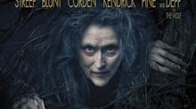 Meryl Streep Bewitches in 'Into the Woods' Poster