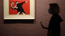Banksy pierde batalla legal frente a compañía de tarjetas
