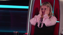 Watch Kelly Clarkson lose her mind over this Knockout 'Voice' contestant