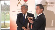 Olympic flame passed into Fukushima's safekeeping at low-key ceremony