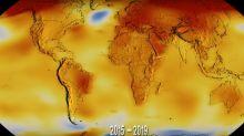 2019 foi o segundo ano mais quente da história, confirma NASA