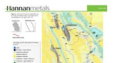 Hannan Receives Additional 24 Granted Mining Concessions in Peru