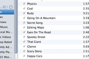 iTunes 101: Play other people's music, increase contrast