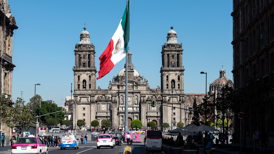 CDMX en el puesto número 4 de las ciudades con peor tránsito del mundo