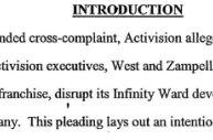 Judge: Activision's suit against EA and former IW heads can proceed
