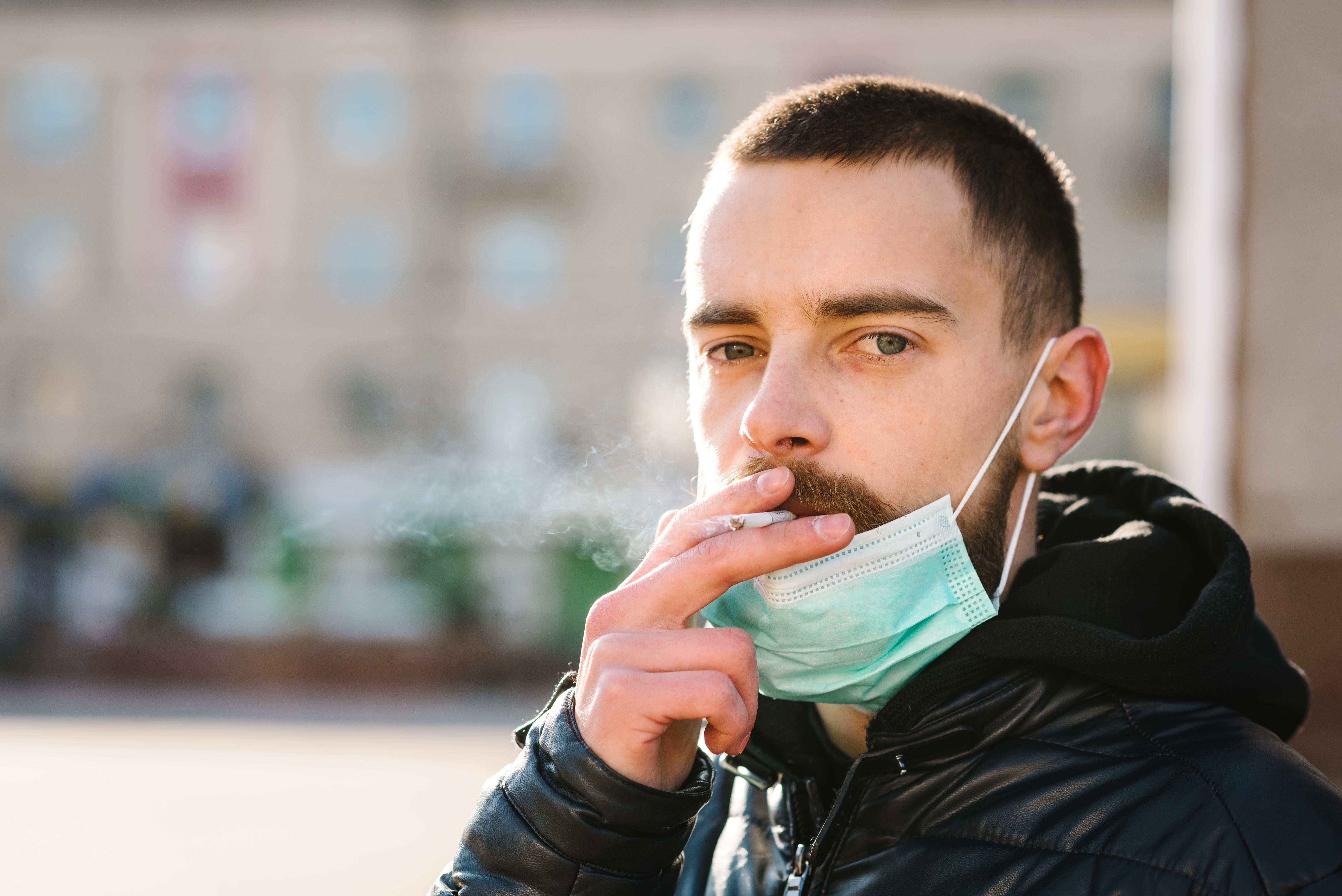 Corona Virus Krankheitsverlauf
