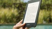 Amazon are launching a waterproof Kindle and you can pre-order one now
