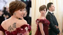 Scarlett Johansson may have worn the most controversial dress at the Met Gala