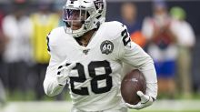 Raiders' Josh Jacobs leads NFL — and all rookie RBs since 2007 — in PFF grade