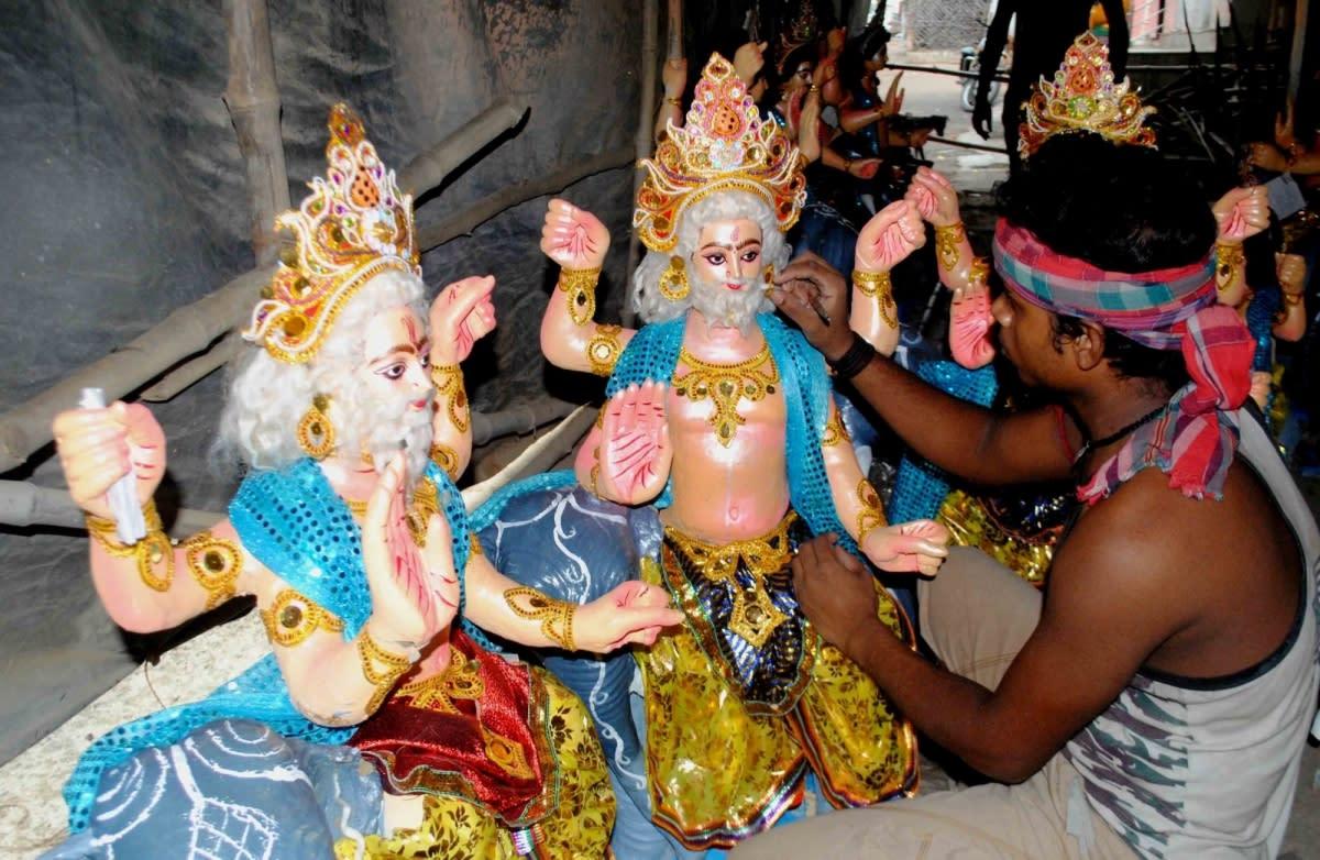 Vishwakarma Puja 2016: When and why is it celebrated?