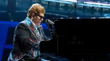 Elton John Says He Is 'Extremely Unwell,' Postpones Concert After Mother-in-Law's Death