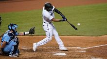 Marte's homer gives Marlins 3-2 win over Blue Jays
