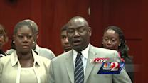 Trayvon Martin's family makes statement ahead of Zimmerman trial